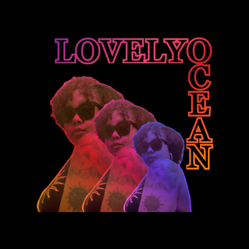 LovelyOcean T-shirt Men's T-Shirt by Golden Poppy Official Merch
