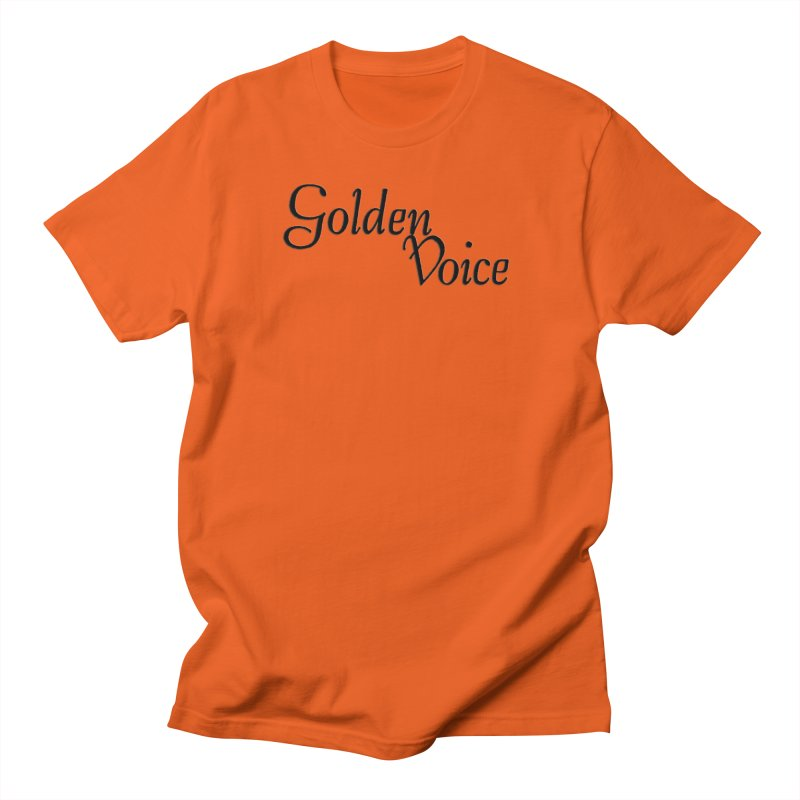 GV Logo Tee Men's T-Shirt by Golden Voice Recording Co.