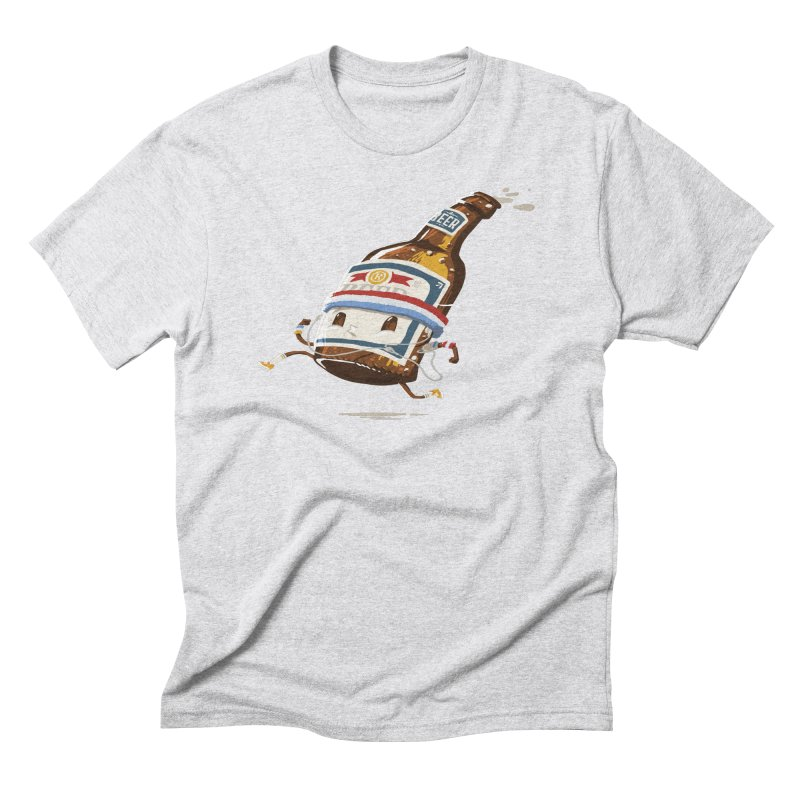 BEER RUN Men's Triblend T-Shirt by Goliath72
