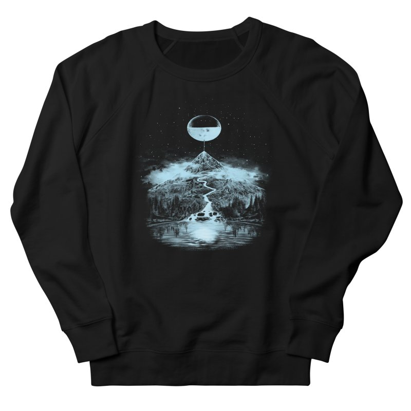 Cracked Moon Women's Sweatshirt by Goliath72