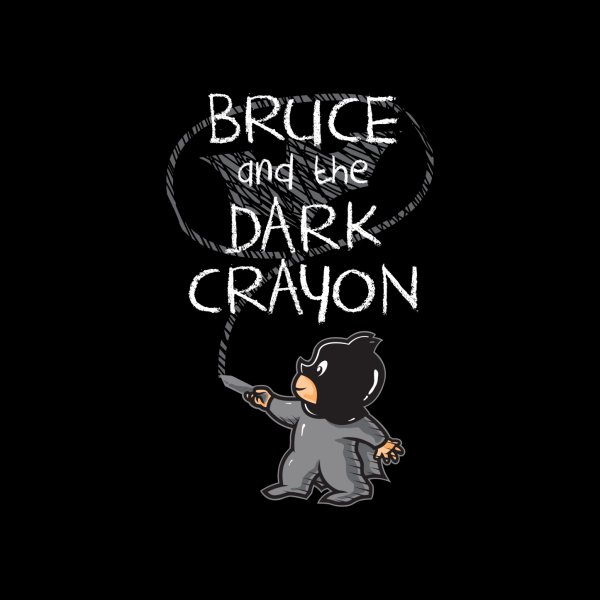 image for Bruce and the Dark Crayon
