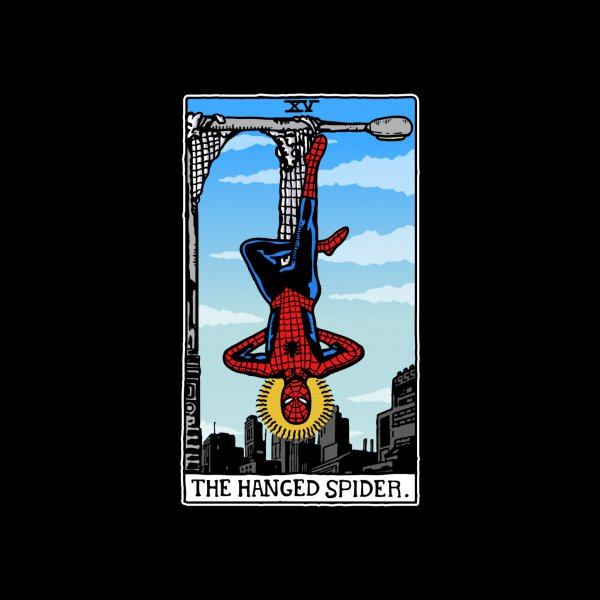 image for The hanging Spider