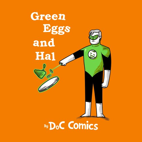 Design for Green Eggs & Hal