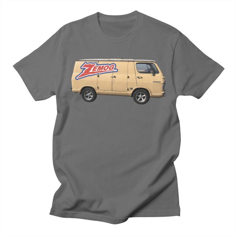 Zemog Van Men's T-Shirt by GomezBueno's Artist Shop