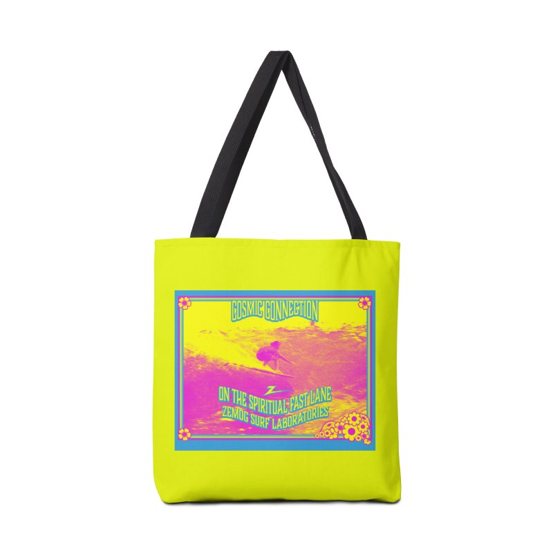 Cosmic Connection Accessories Bag by GomezBueno's Artist Shop