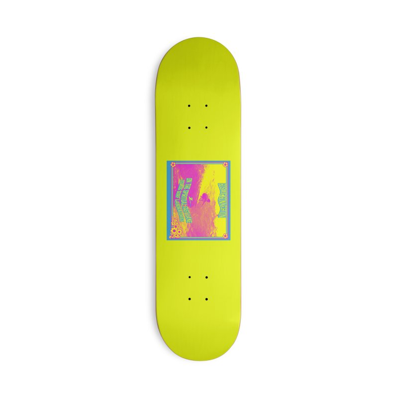 Cosmic Connection Accessories Skateboard by GomezBueno's Artist Shop