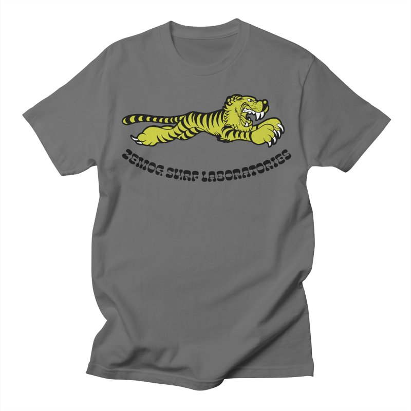 El Tigre Men's T-Shirt by GomezBueno's Artist Shop