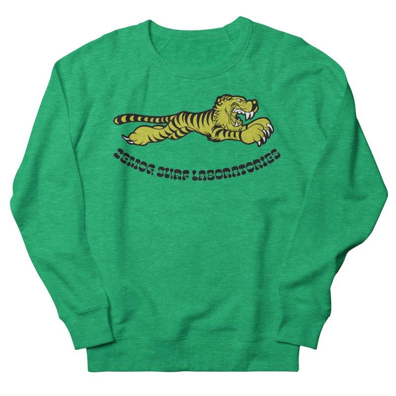 El Tigre Women's Sweatshirt by GomezBueno's Artist Shop