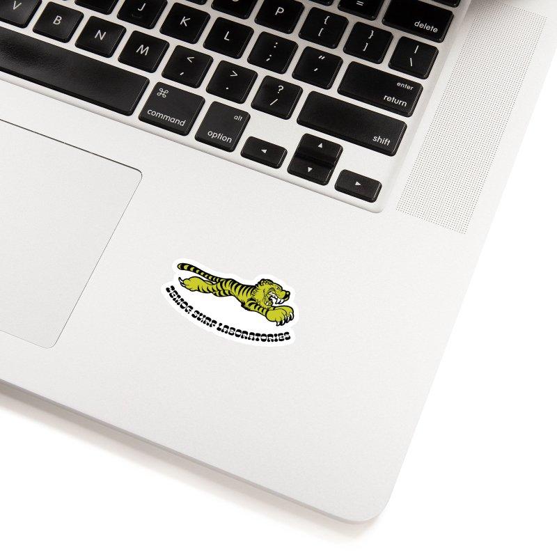 El Tigre Accessories Sticker by GomezBueno's Artist Shop