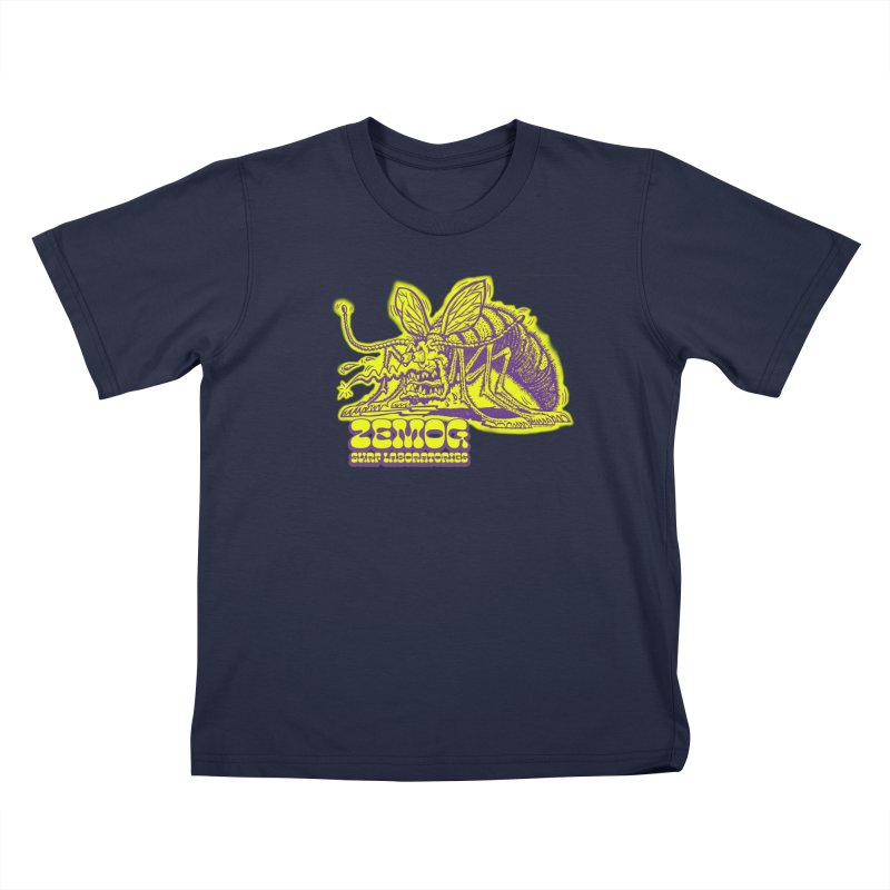 Mosquito Kids T-Shirt by GomezBueno's Artist Shop
