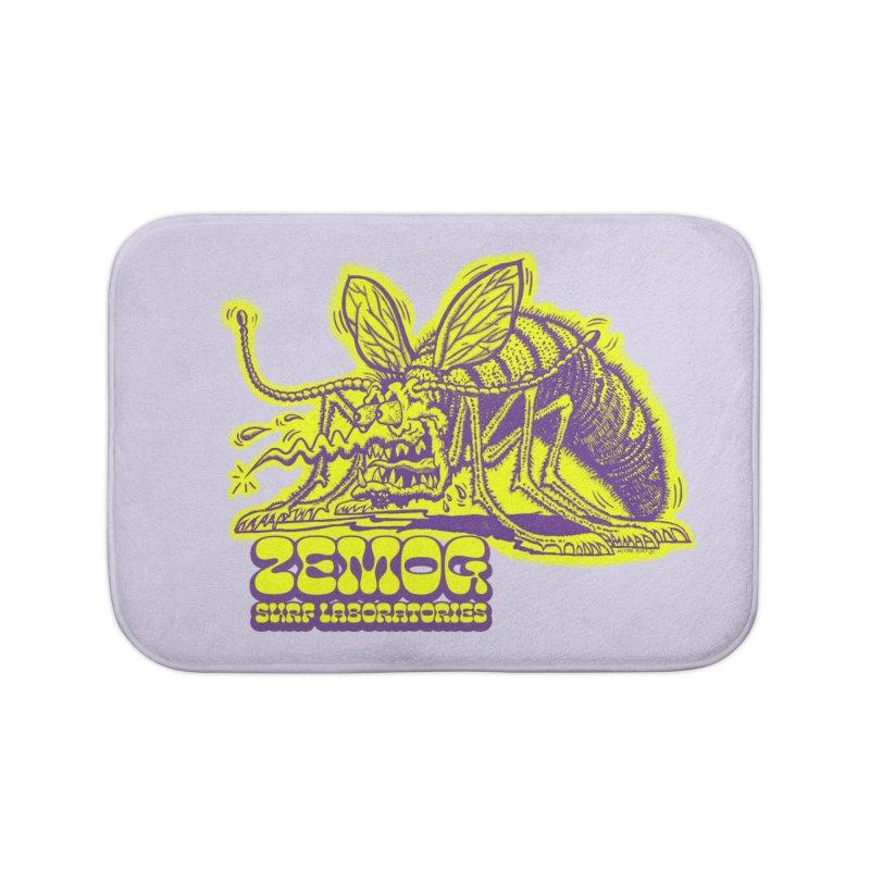 Mosquito Home Bath Mat by GomezBueno's Artist Shop