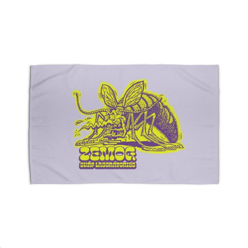 Mosquito Home Rug by GomezBueno's Artist Shop