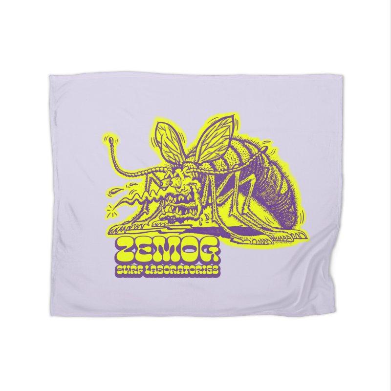 Mosquito Home Blanket by GomezBueno's Artist Shop