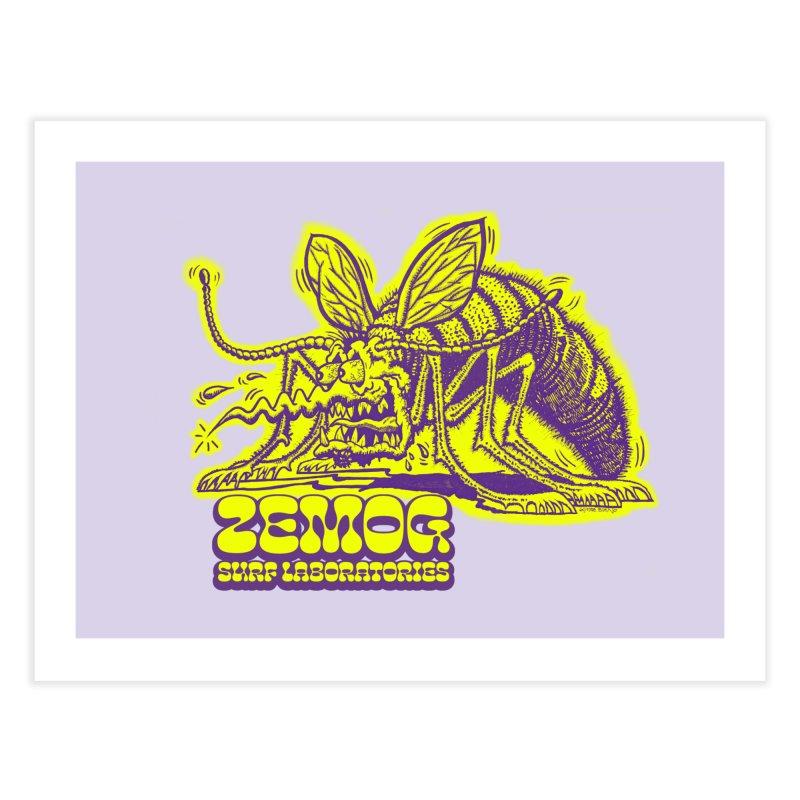 Mosquito Home Fine Art Print by GomezBueno's Artist Shop