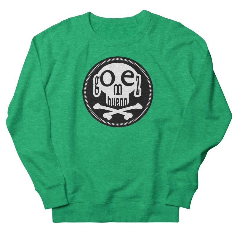 Skull B/W Women's Sweatshirt by GomezBueno's Artist Shop
