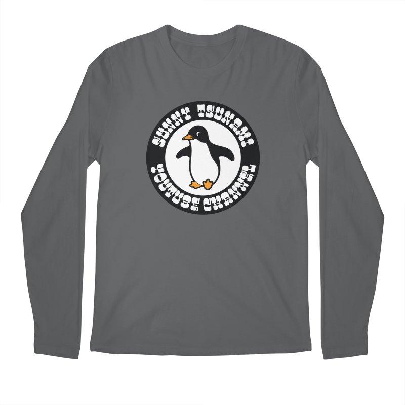 Sunny Tsunami 1 Men's Longsleeve T-Shirt by GomezBueno's Artist Shop