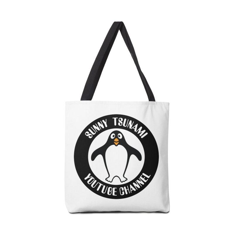 Sunny Tsunami 2 Accessories Bag by GomezBueno's Artist Shop