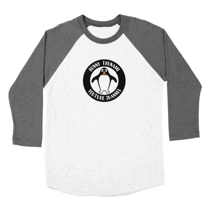 Sunny Tsunami 2 Women's Longsleeve T-Shirt by GomezBueno's Artist Shop