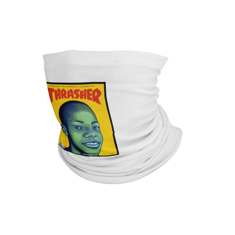 Thrasher Cover Accessories Neck Gaiter by GomezBueno's Artist Shop