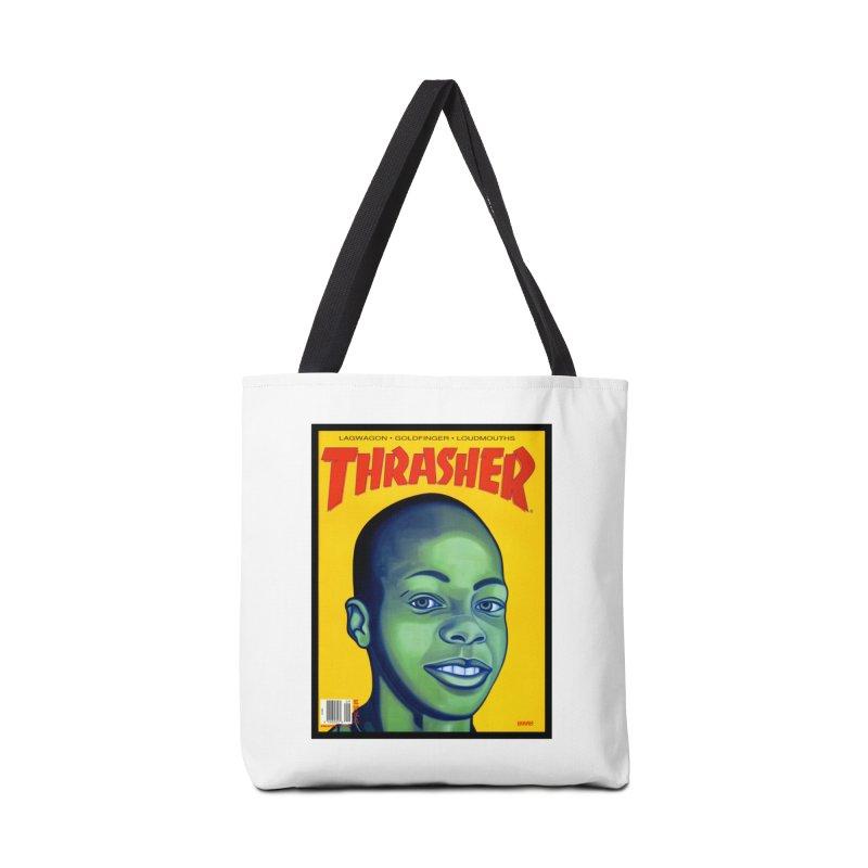 Thrasher Cover Accessories Bag by GomezBueno's Artist Shop