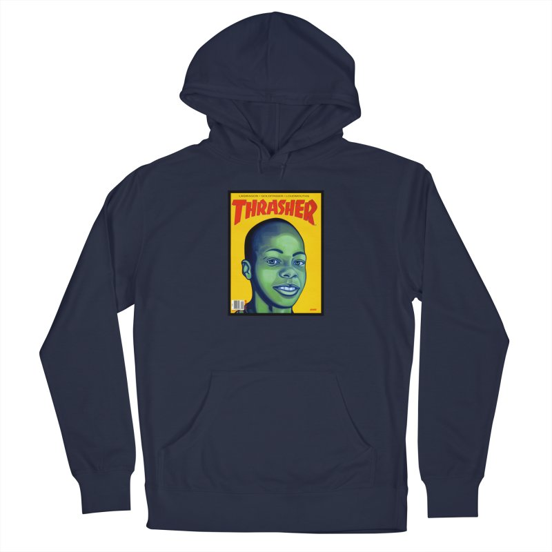 Thrasher Cover Men's Pullover Hoody by GomezBueno's Artist Shop