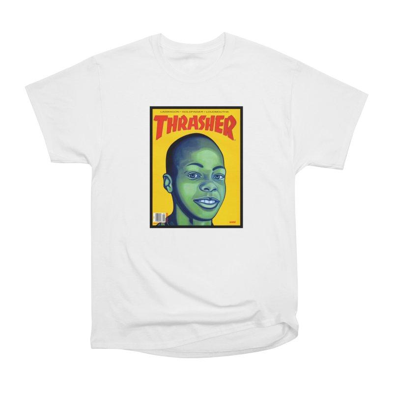 Thrasher Cover Women's T-Shirt by GomezBueno's Artist Shop