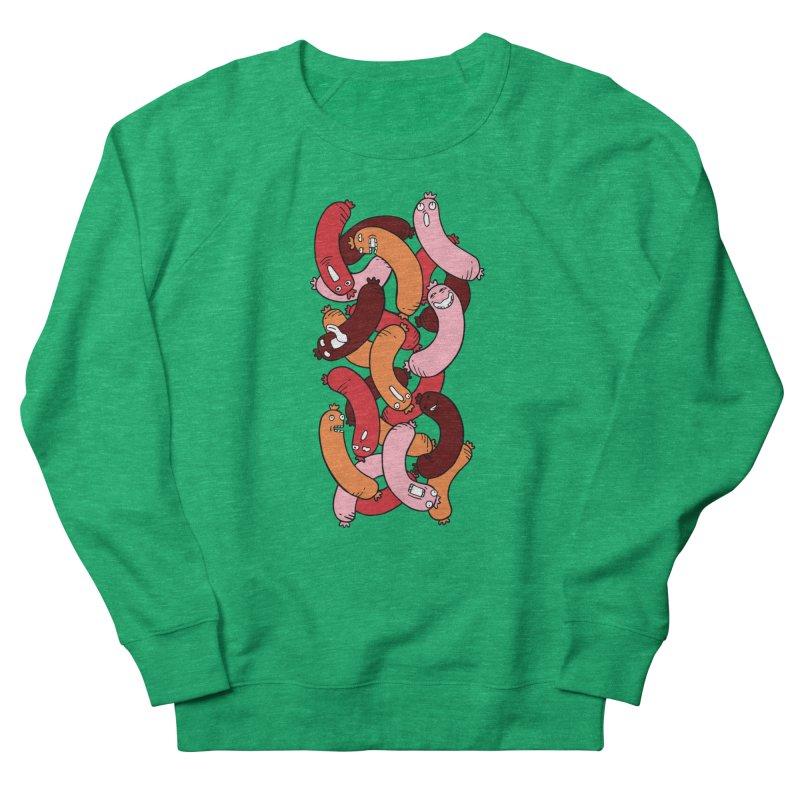 Insane Sausage Women's Sweatshirt by gominam's Artist Shop