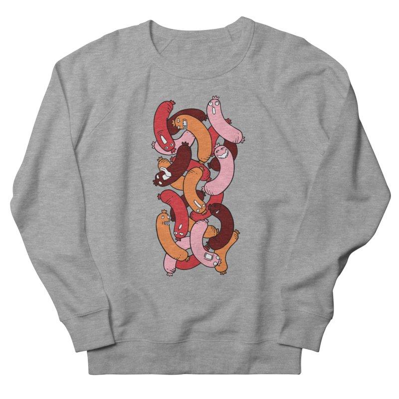 Insane Sausage Women's French Terry Sweatshirt by gominam's Artist Shop