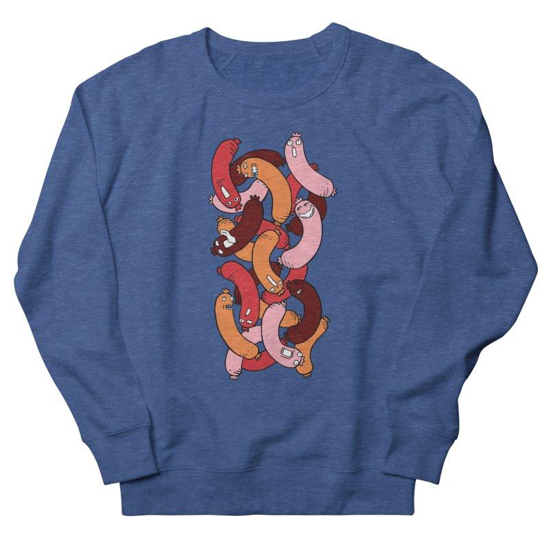 Insane Sausage Men's Sweatshirt by gominam's Artist Shop