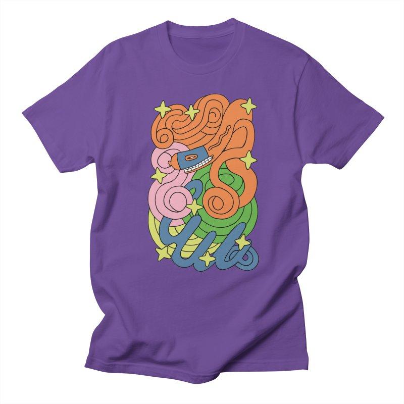 Infinite Sausage Men's T-shirt by gominam's Artist Shop