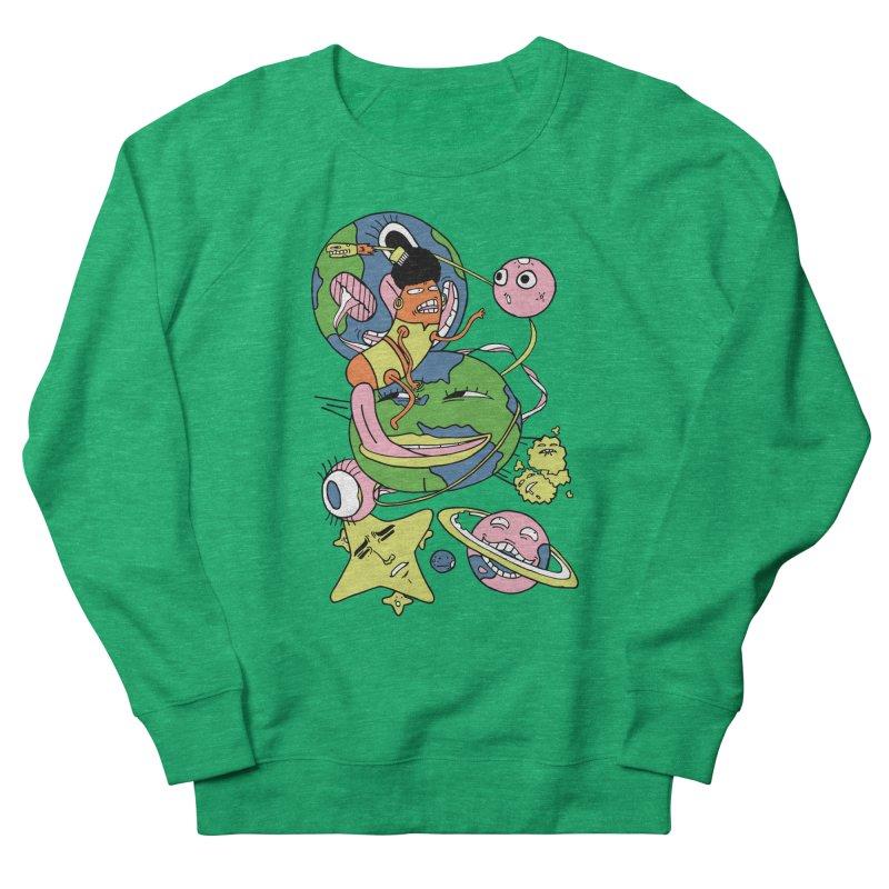 Cosmic Voyage Men's Sweatshirt by gominam's Artist Shop
