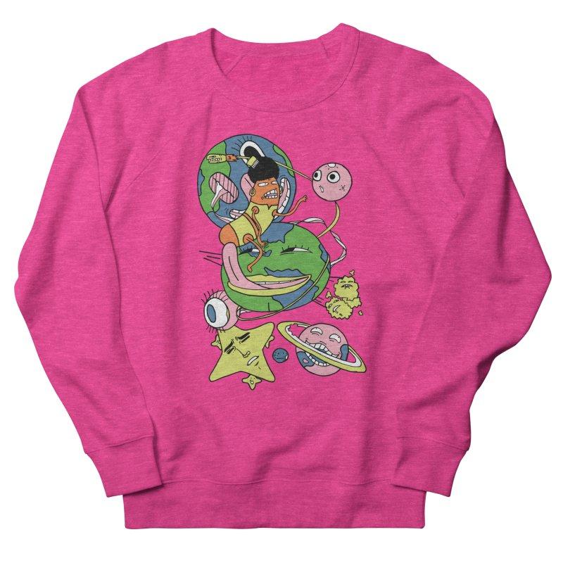 Cosmic Voyage Men's French Terry Sweatshirt by gominam's Artist Shop
