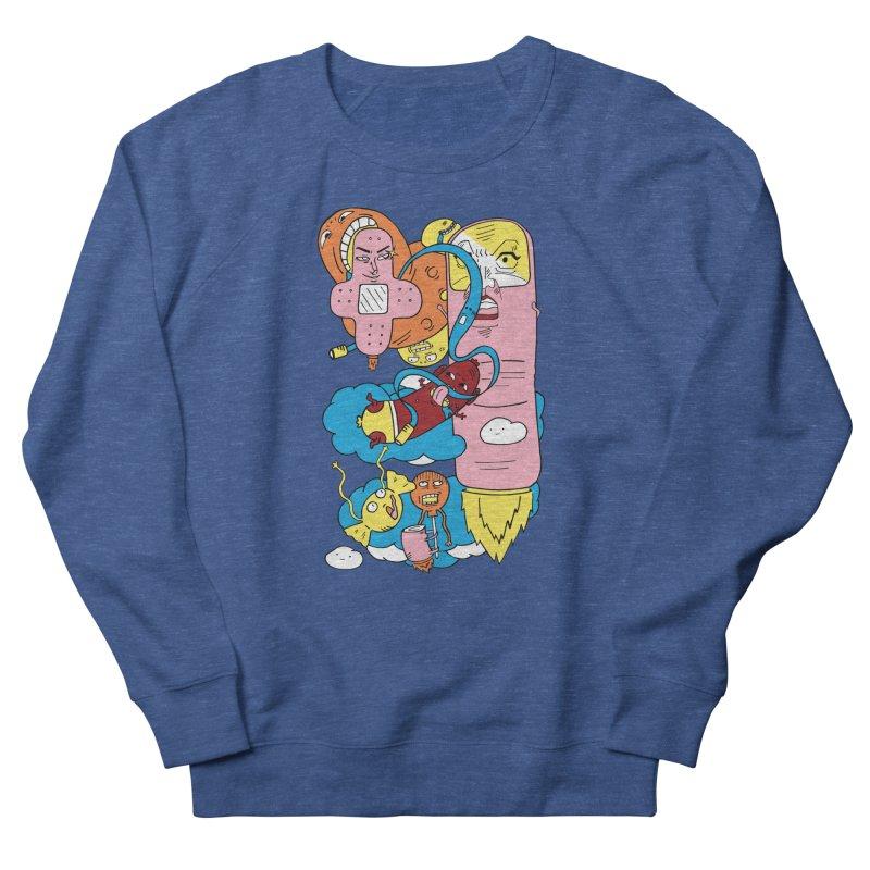 Astral Travel Men's Sweatshirt by gominam's Artist Shop
