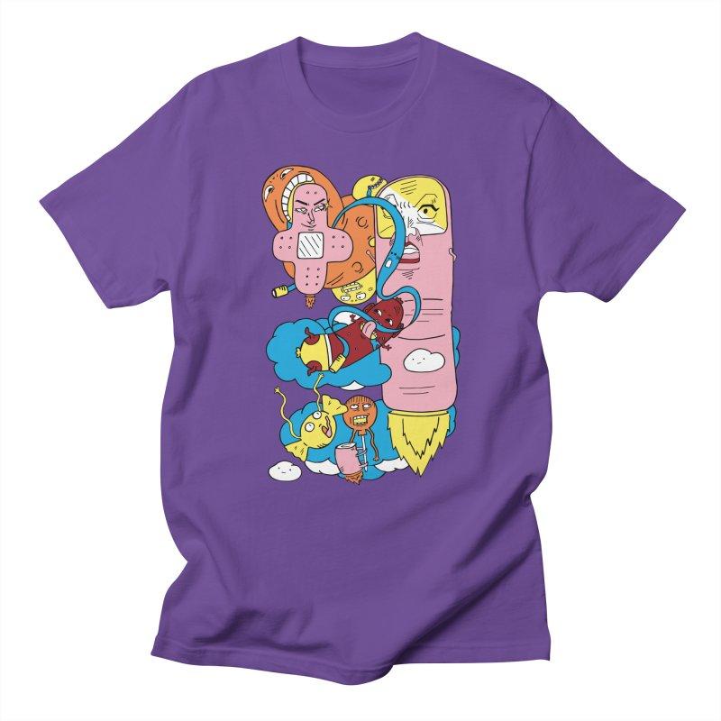 Astral Travel Men's Regular T-Shirt by gominam's Artist Shop