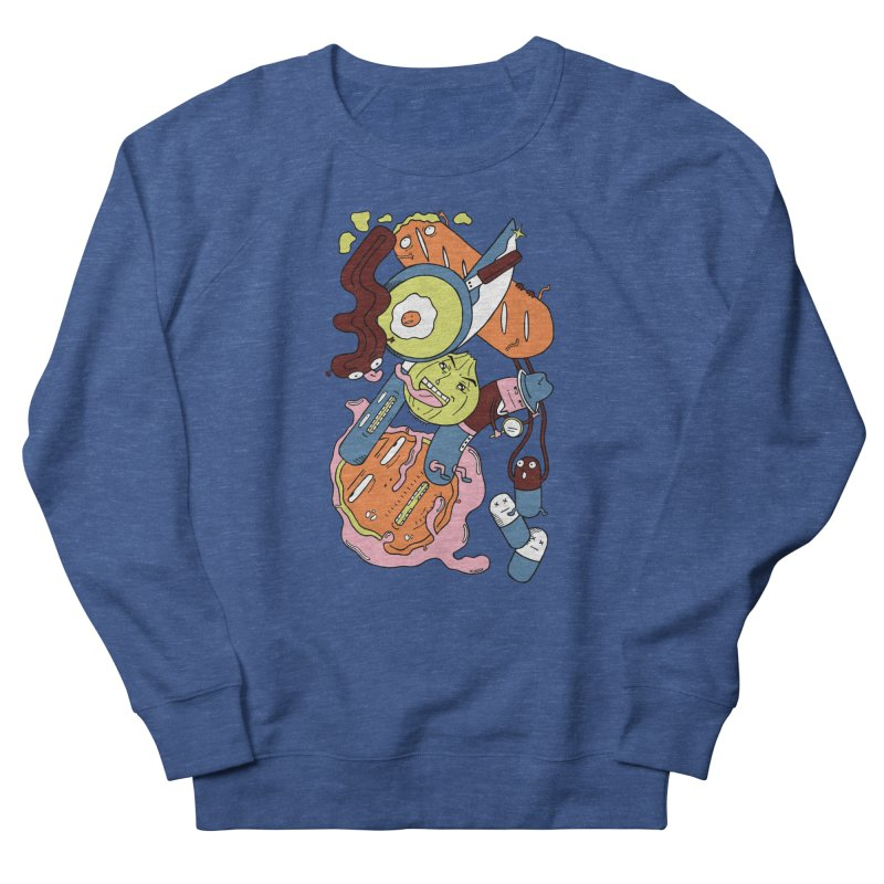 Gastronomic Tour Men's Sweatshirt by gominam's Artist Shop