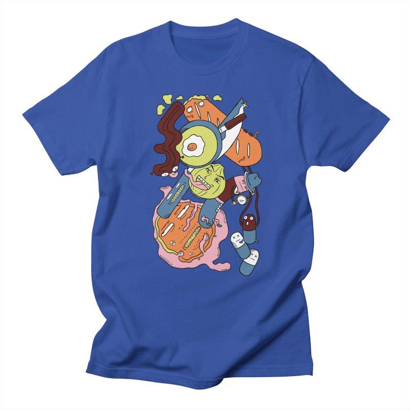 Gastronomic Tour Men's Regular T-Shirt by gominam's Artist Shop