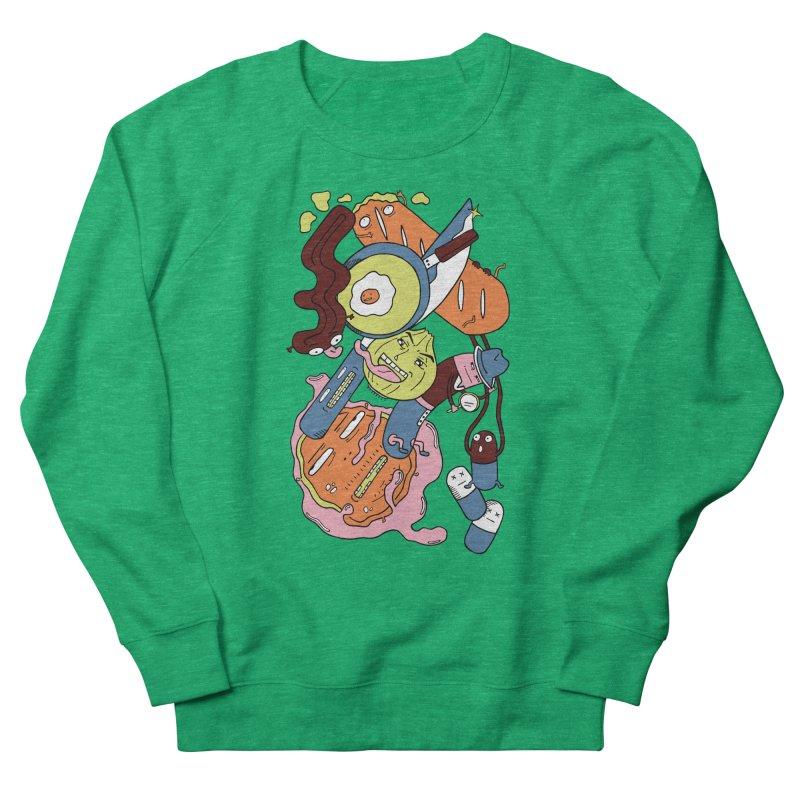 Gastronomic Tour Women's Sweatshirt by gominam's Artist Shop