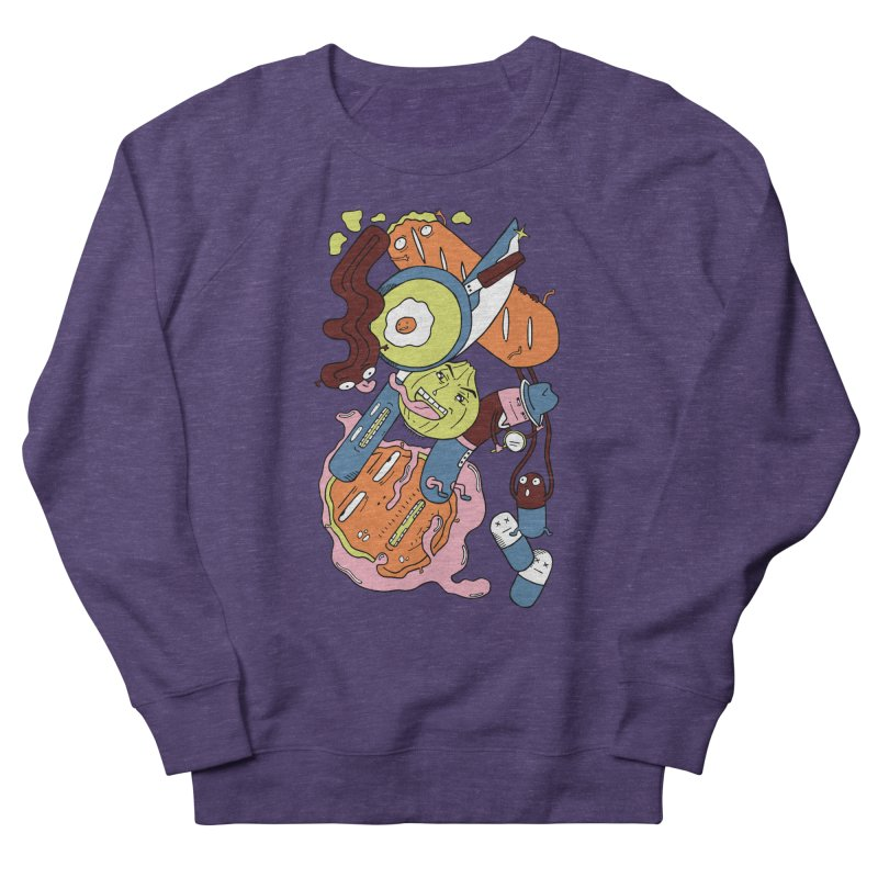 Gastronomic Tour Men's Sweatshirt by gominam's Artist Shop
