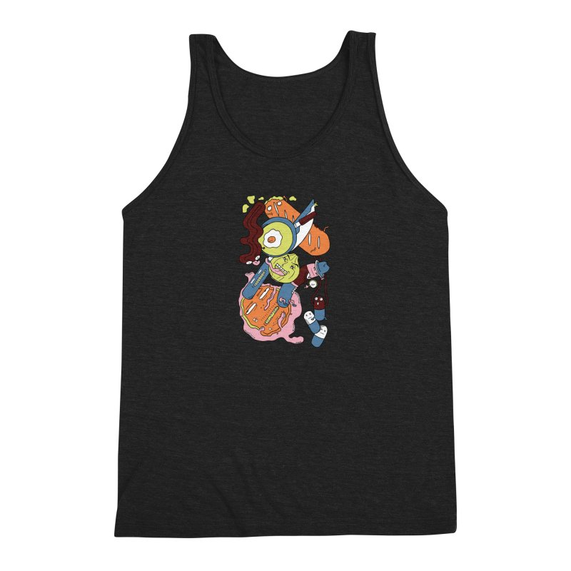 Gastronomic Tour Men's Tank by gominam's Artist Shop