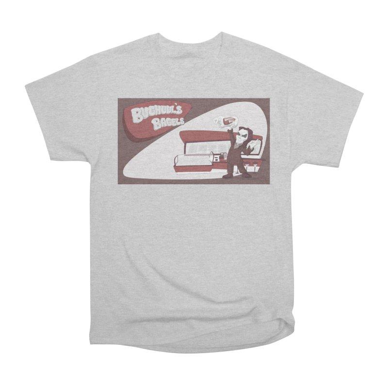 Bughuul's Bagels Men's T-Shirt by Good Bad Flicks