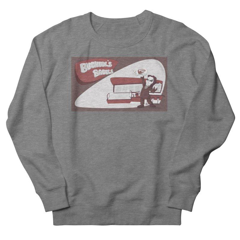 Bughuul's Bagels Women's Sweatshirt by Good Bad Flicks