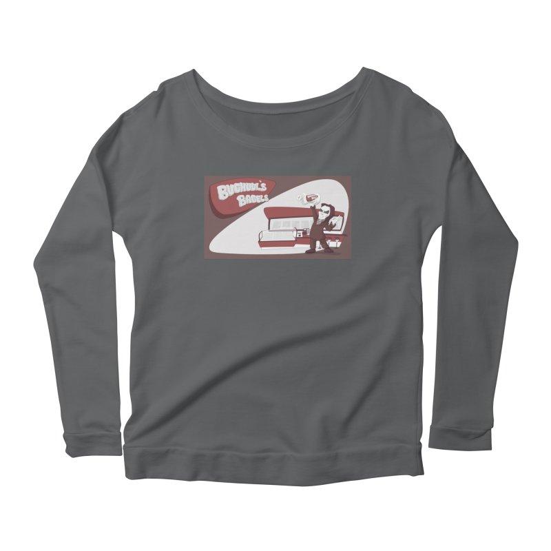 Bughuul's Bagels Women's Longsleeve T-Shirt by Good Bad Flicks