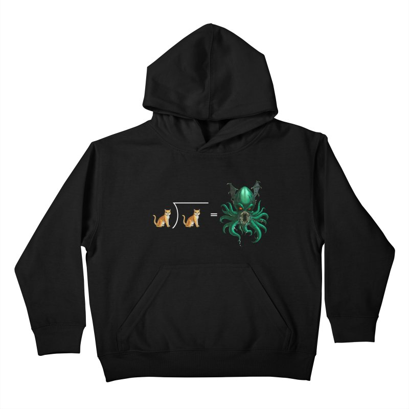 Uninvited Kids Pullover Hoody by Good Bad Flicks