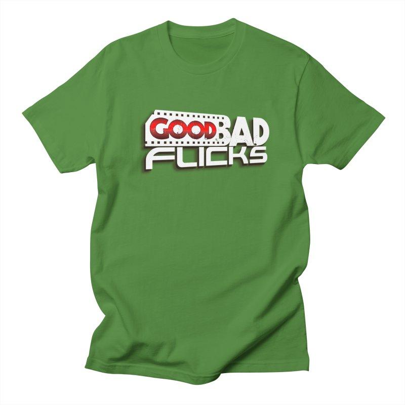 Good Bad Flicks (Logo with Shadow) Women's T-Shirt by Good Bad Flicks