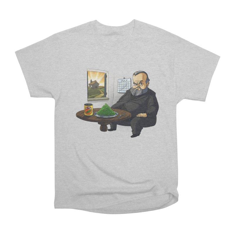 In July Men's Heavyweight T-Shirt by goodbadflicks's Artist Shop