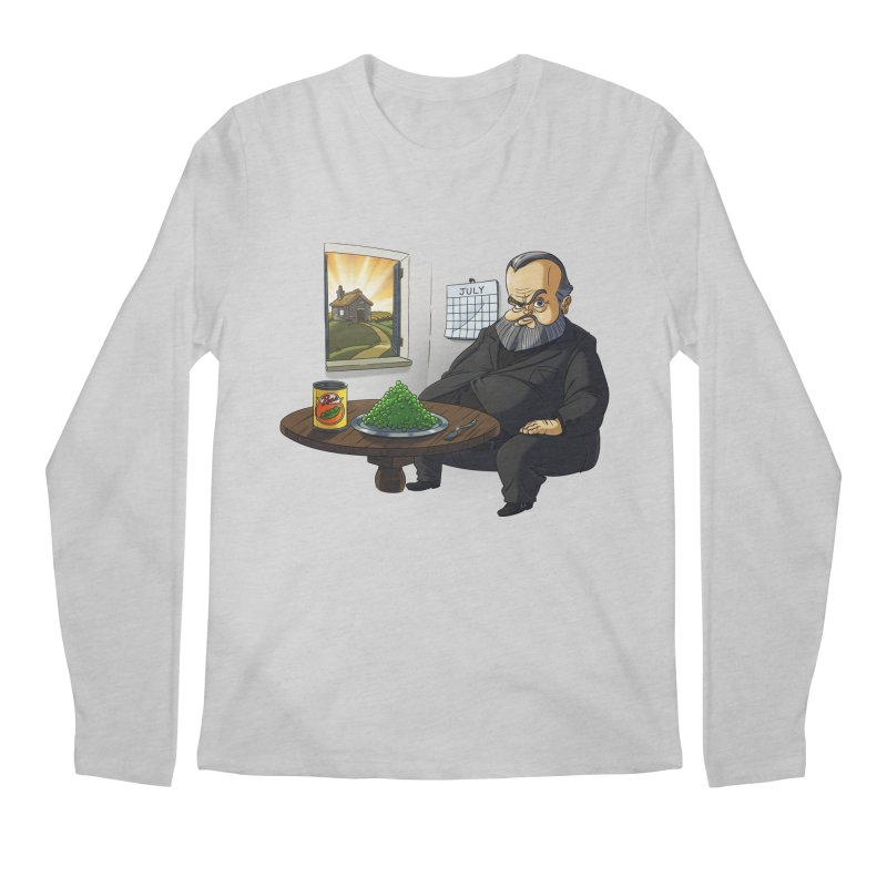 In July Men's Regular Longsleeve T-Shirt by goodbadflicks's Artist Shop