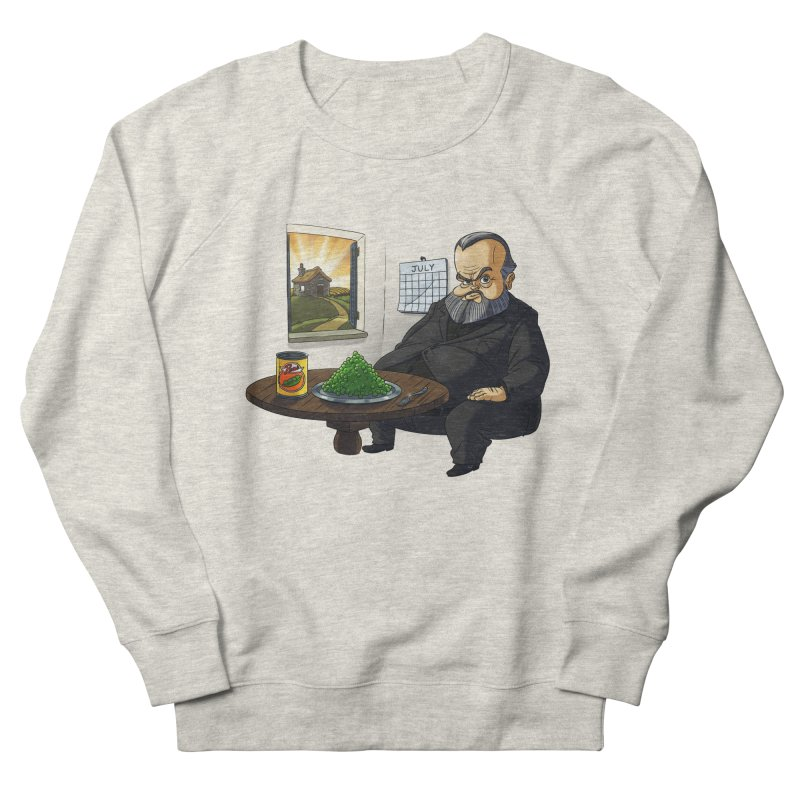 In July Men's French Terry Sweatshirt by Good Bad Flicks