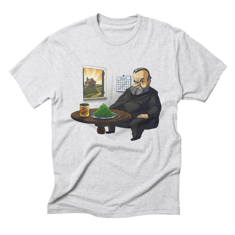 In July Men's Triblend T-Shirt by goodbadflicks's Artist Shop