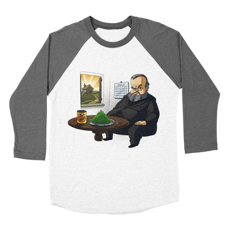 In July Men's Baseball Triblend Longsleeve T-Shirt by goodbadflicks's Artist Shop