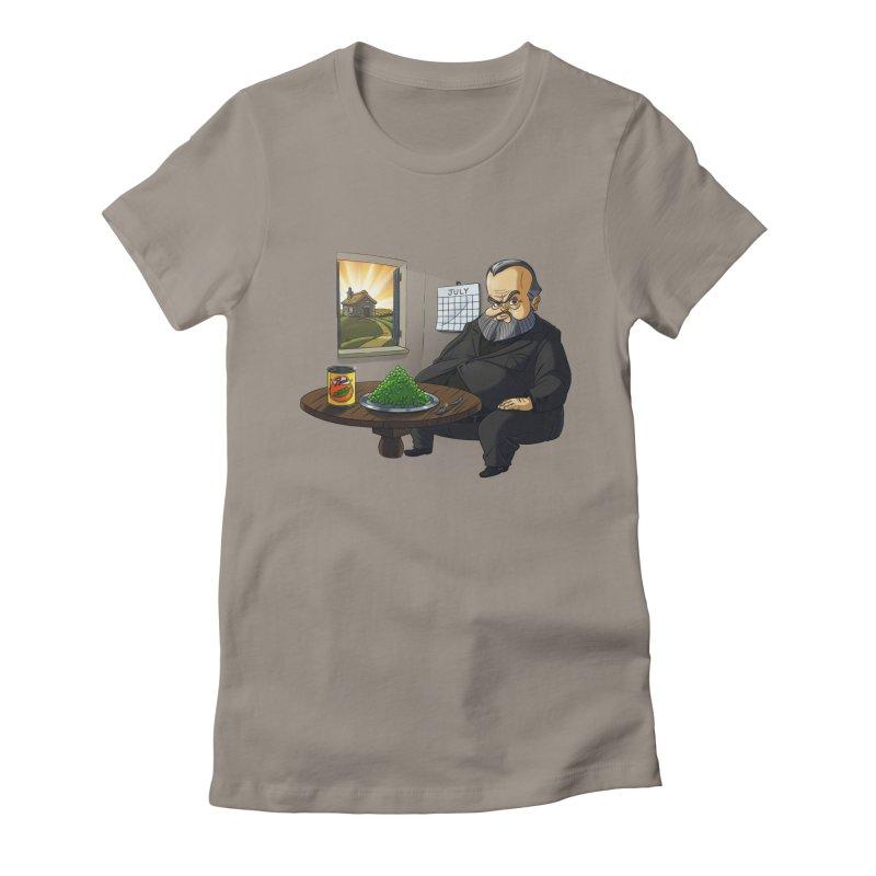 In July Women's T-Shirt by Good Bad Flicks